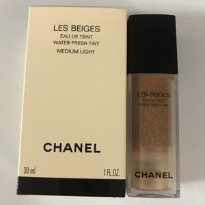 Chanel water fresh tint